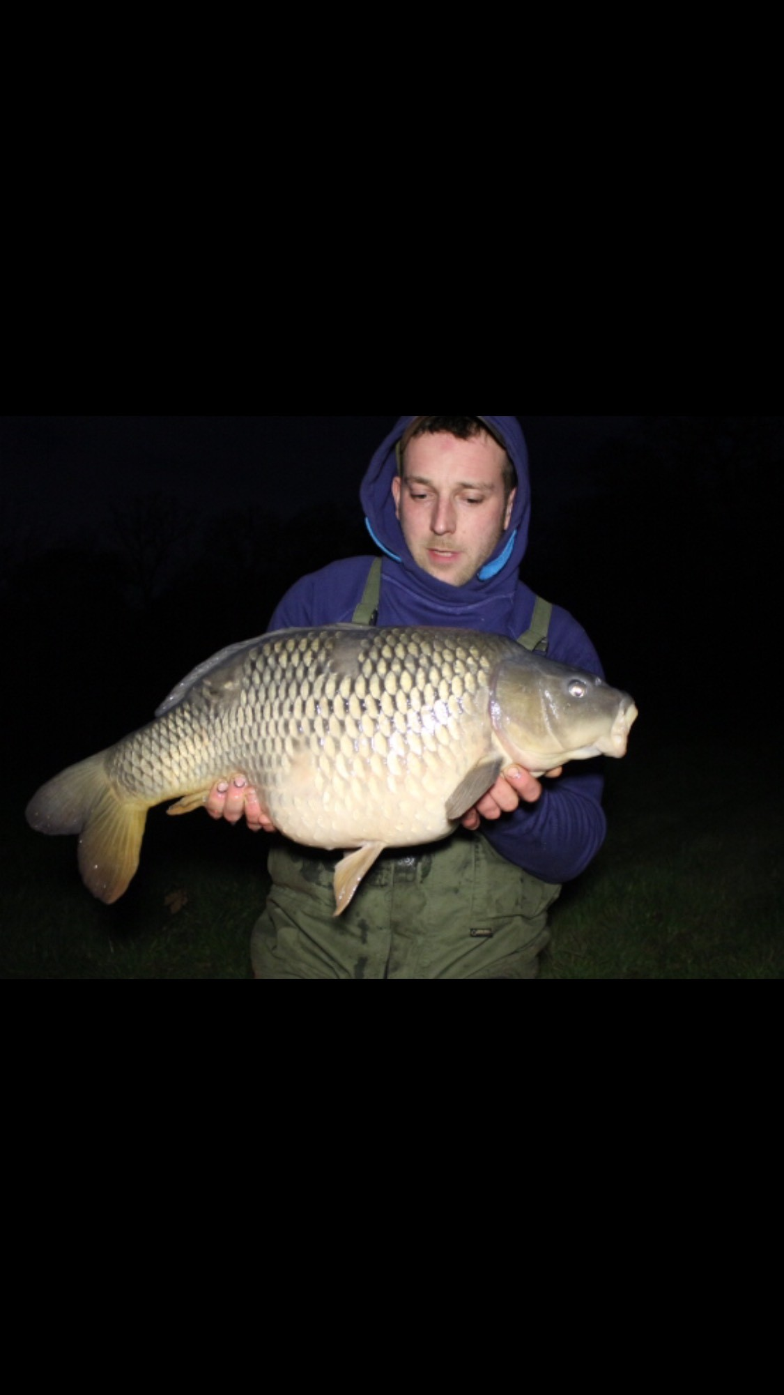 18lb 0oz  caught on