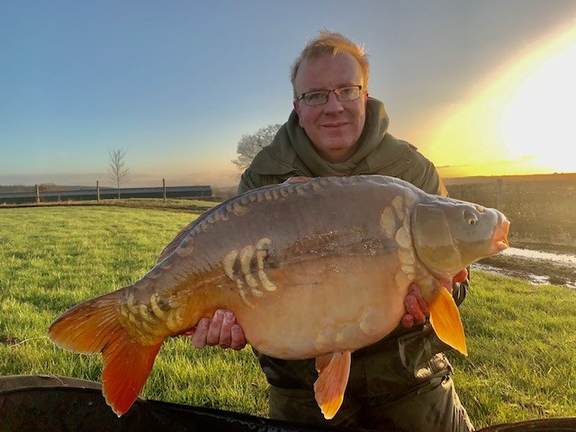 28lb 0oz   caught on