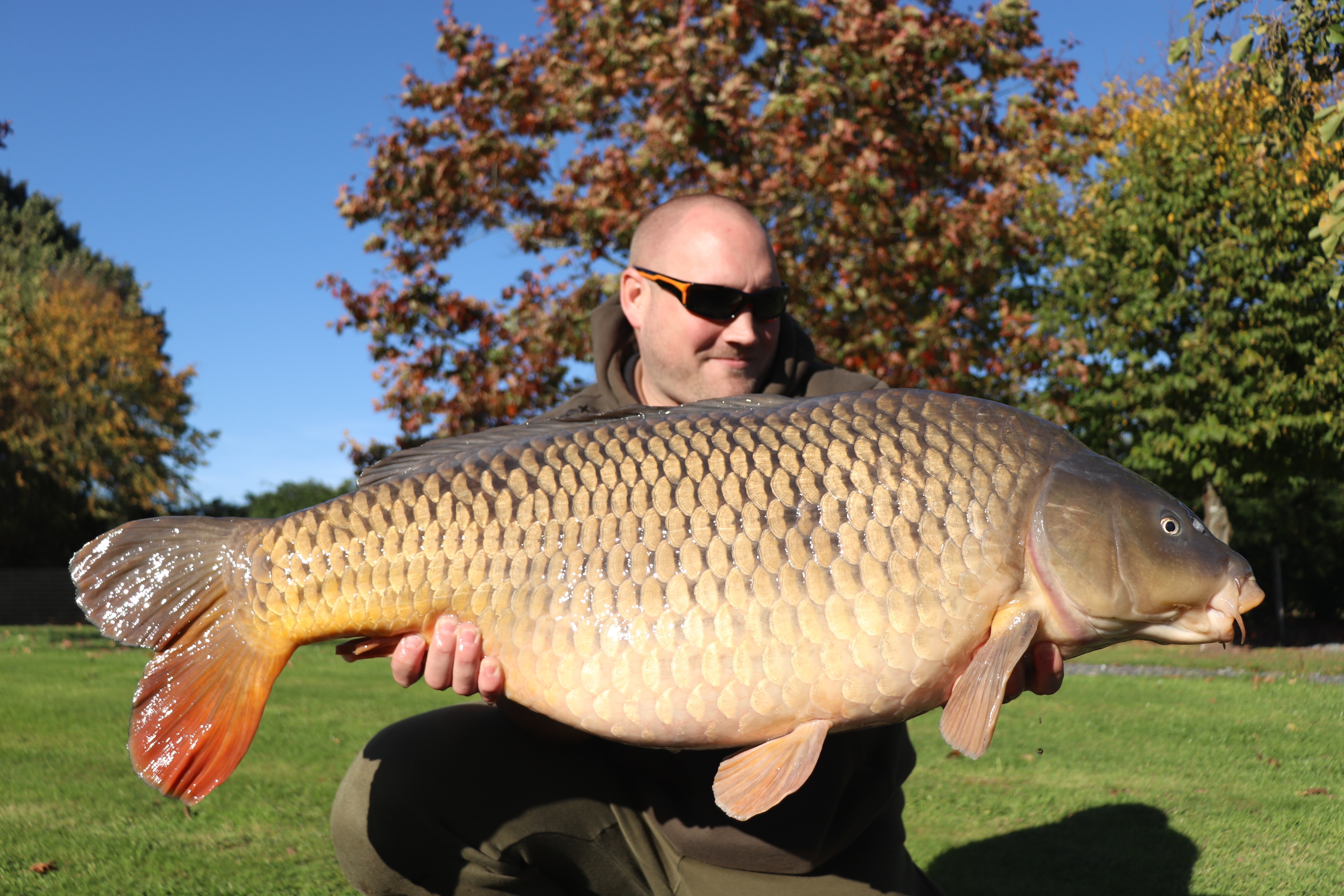 38lb 14oz 'Knowlesy' caught on