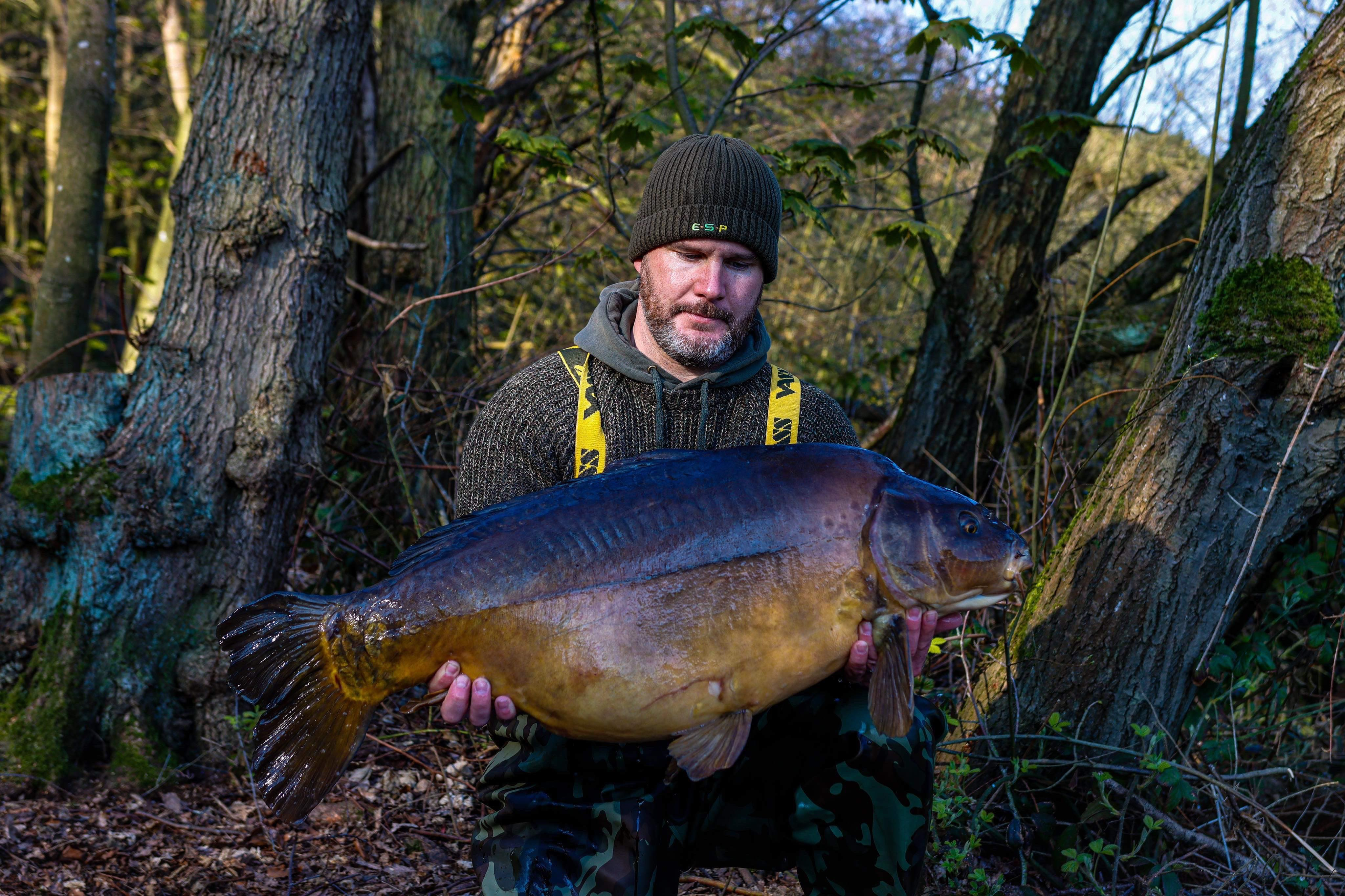 42-08 'The Scar' caught on