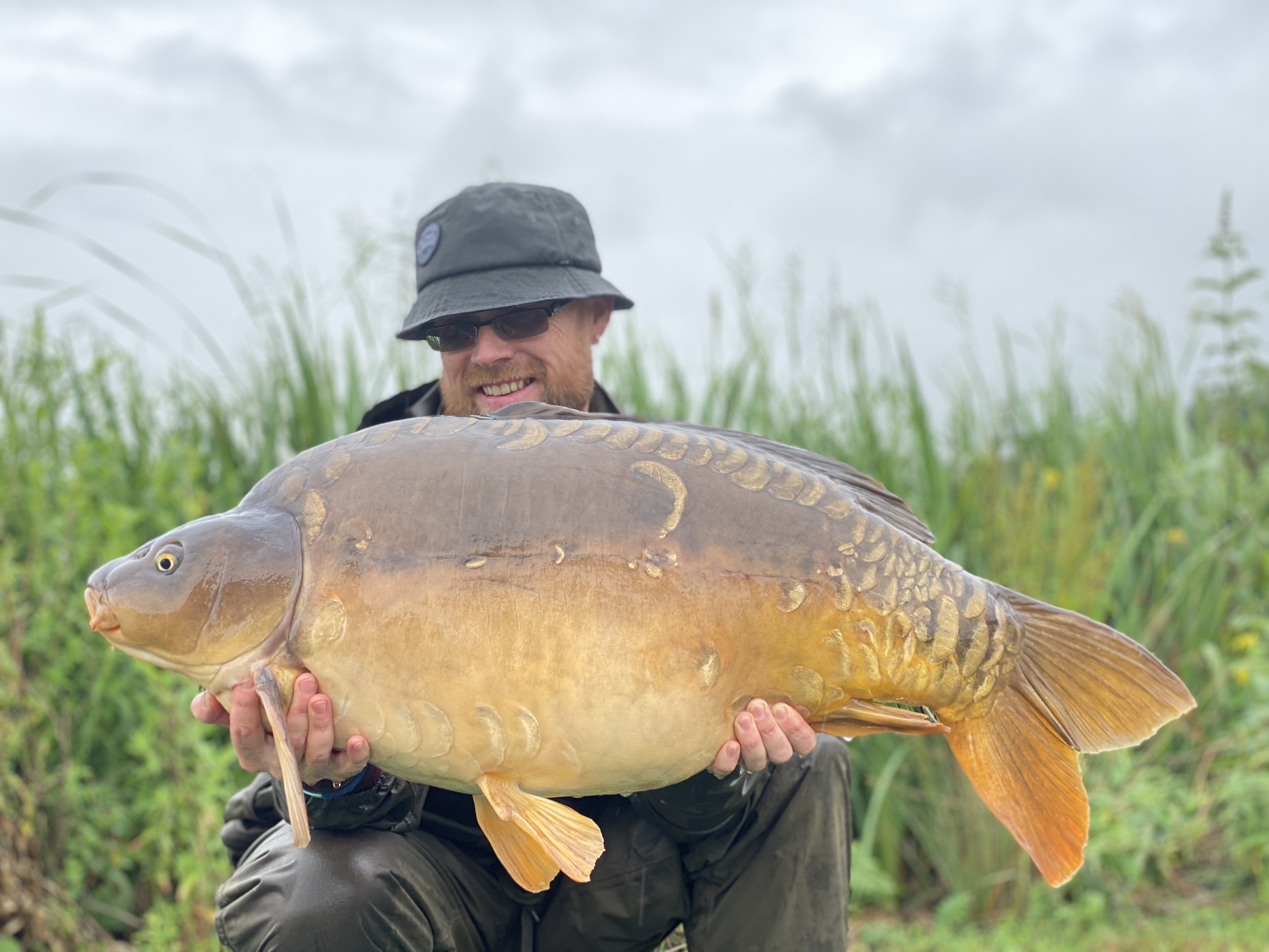 40-06 'Moonscale' caught on