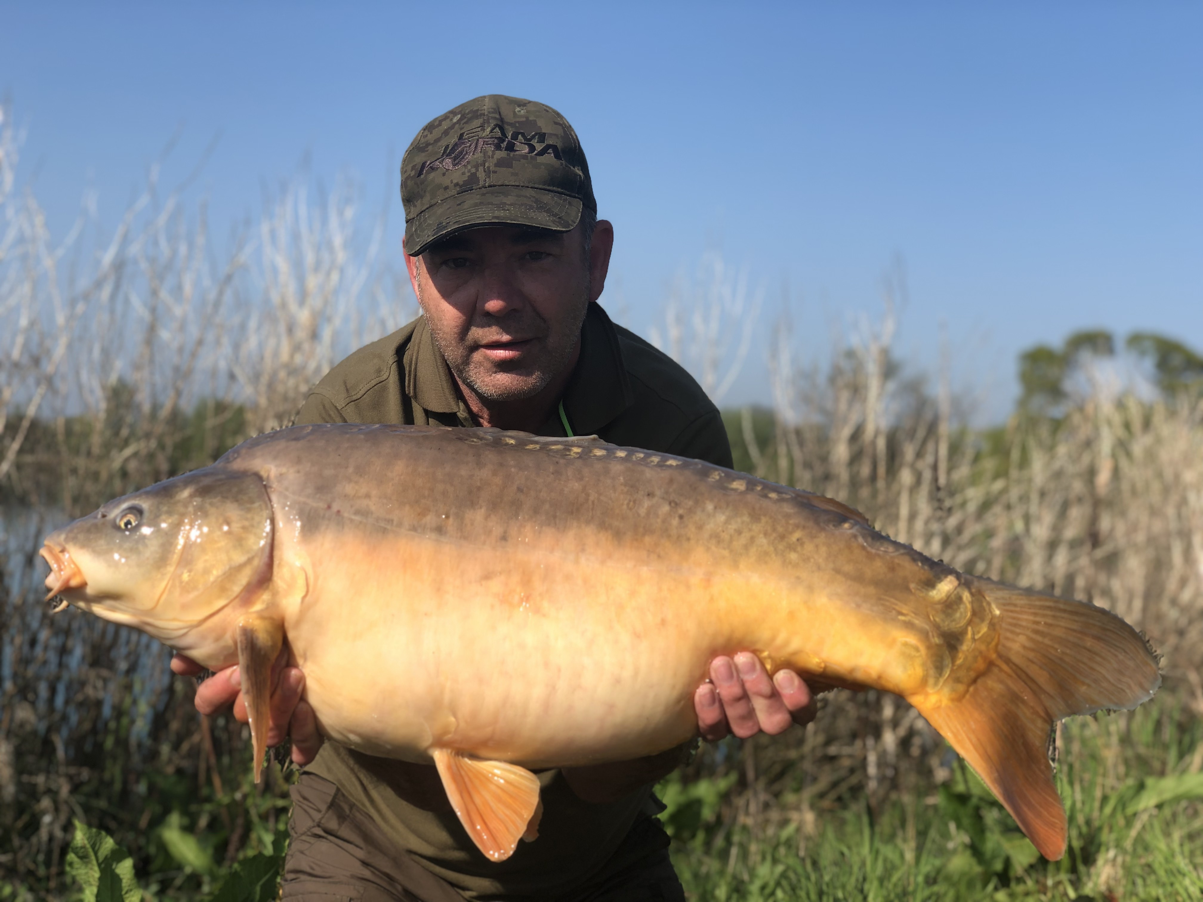 30lb 04oz  caught on Fattys Bait & Tackle Social