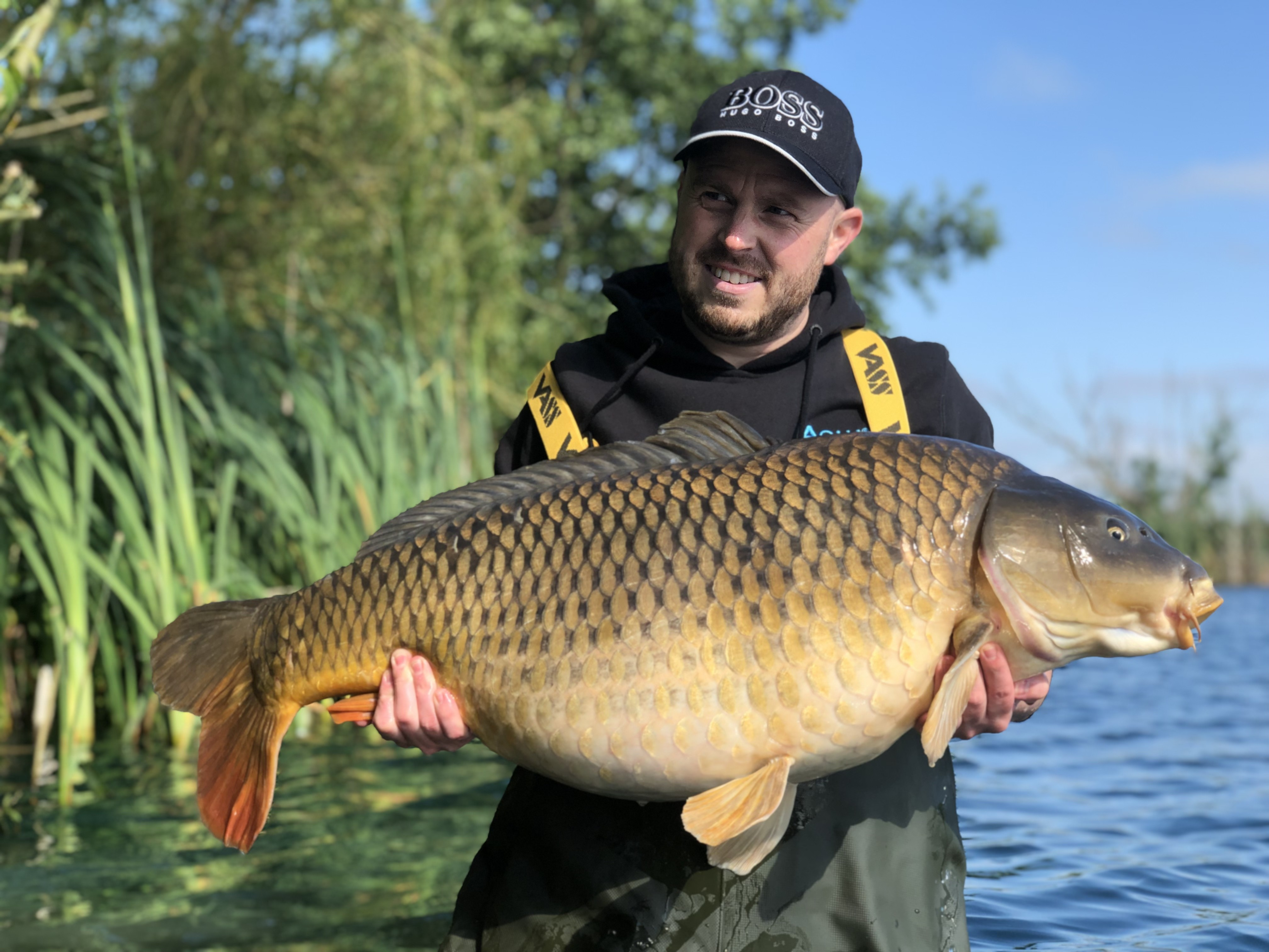 40lb 12oz 'Knowlesy' caught on