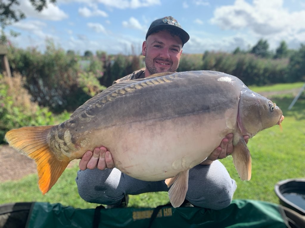 31lb 08oz 'Tekkers'  caught on