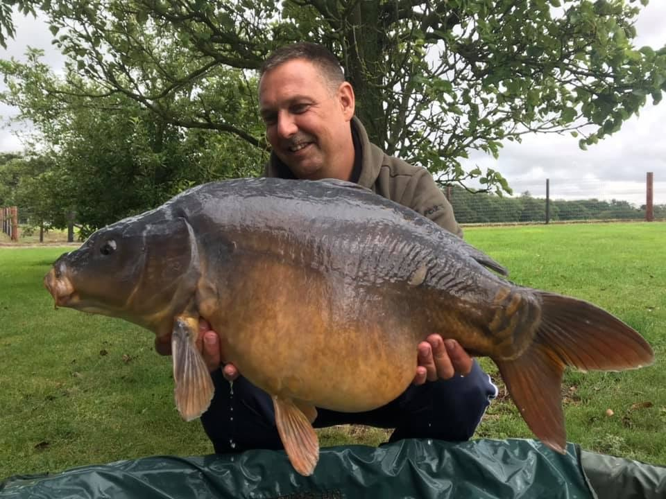 25lb 12oz  caught on