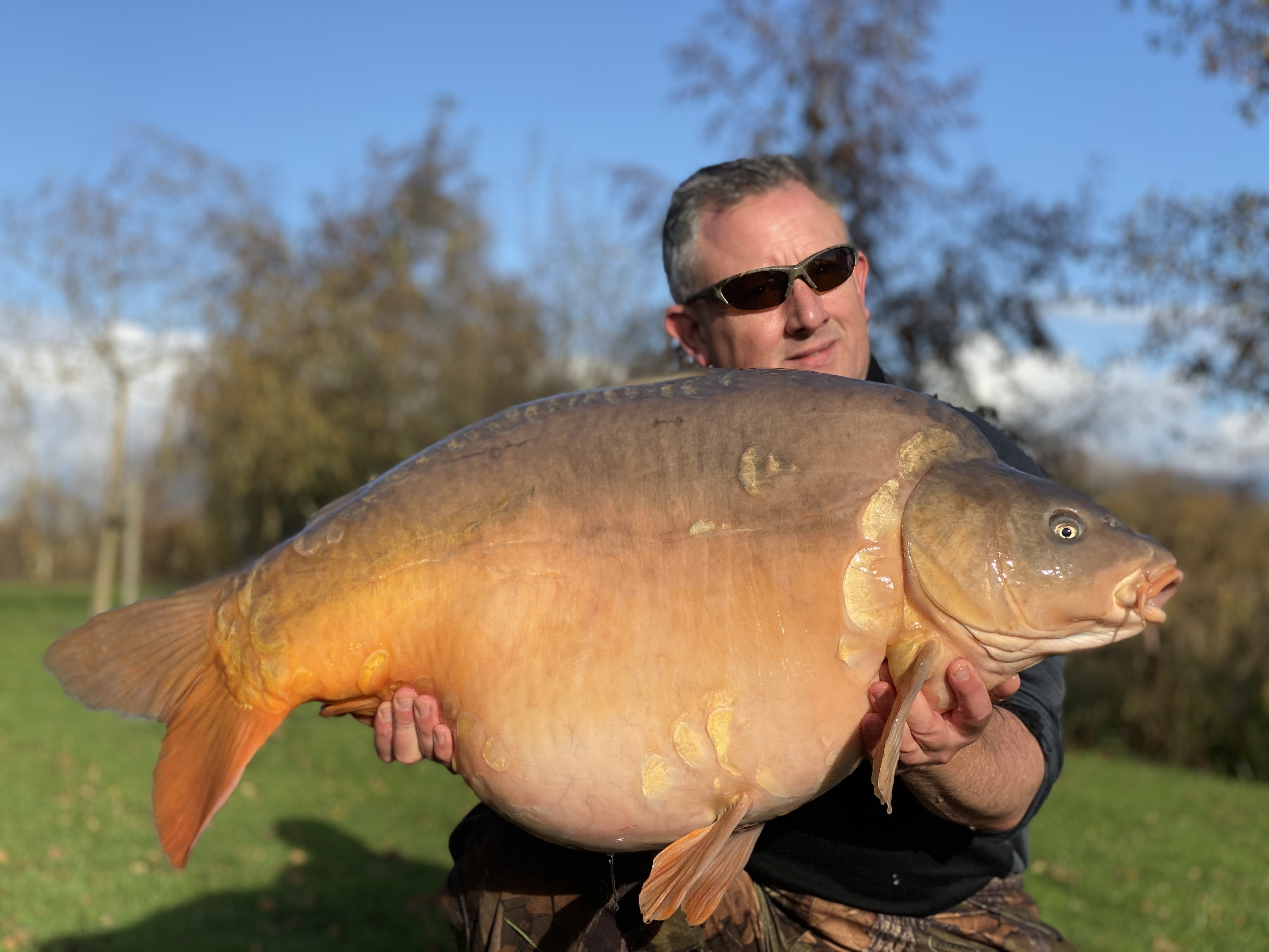 46lb 12oz 'Olly'  caught on