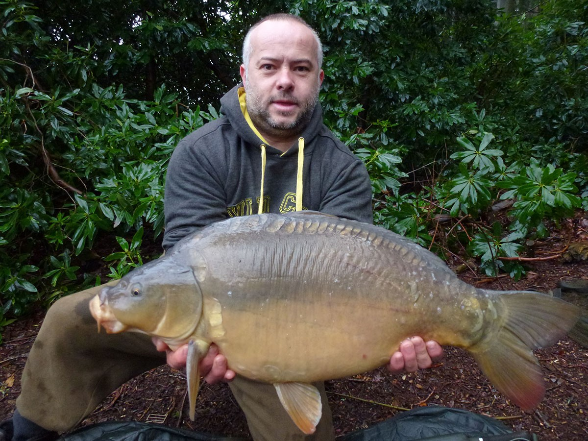 18-04 caught on Boilies