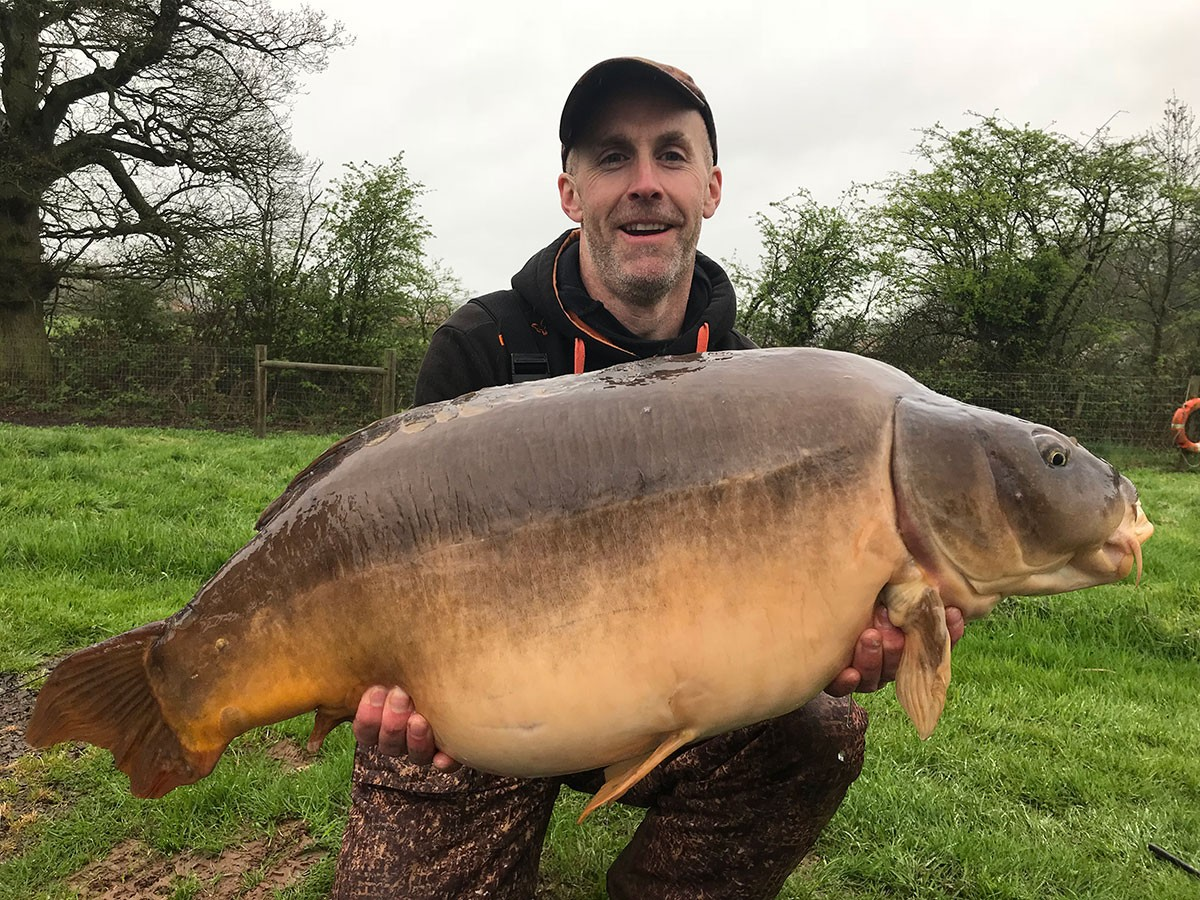 37-08 caught on Boilie