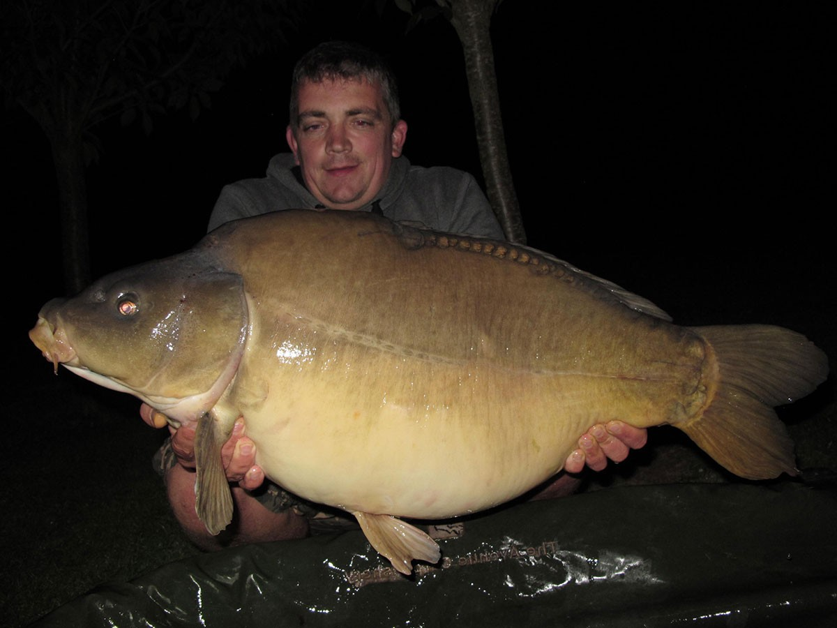 42-08 caught on Boilie