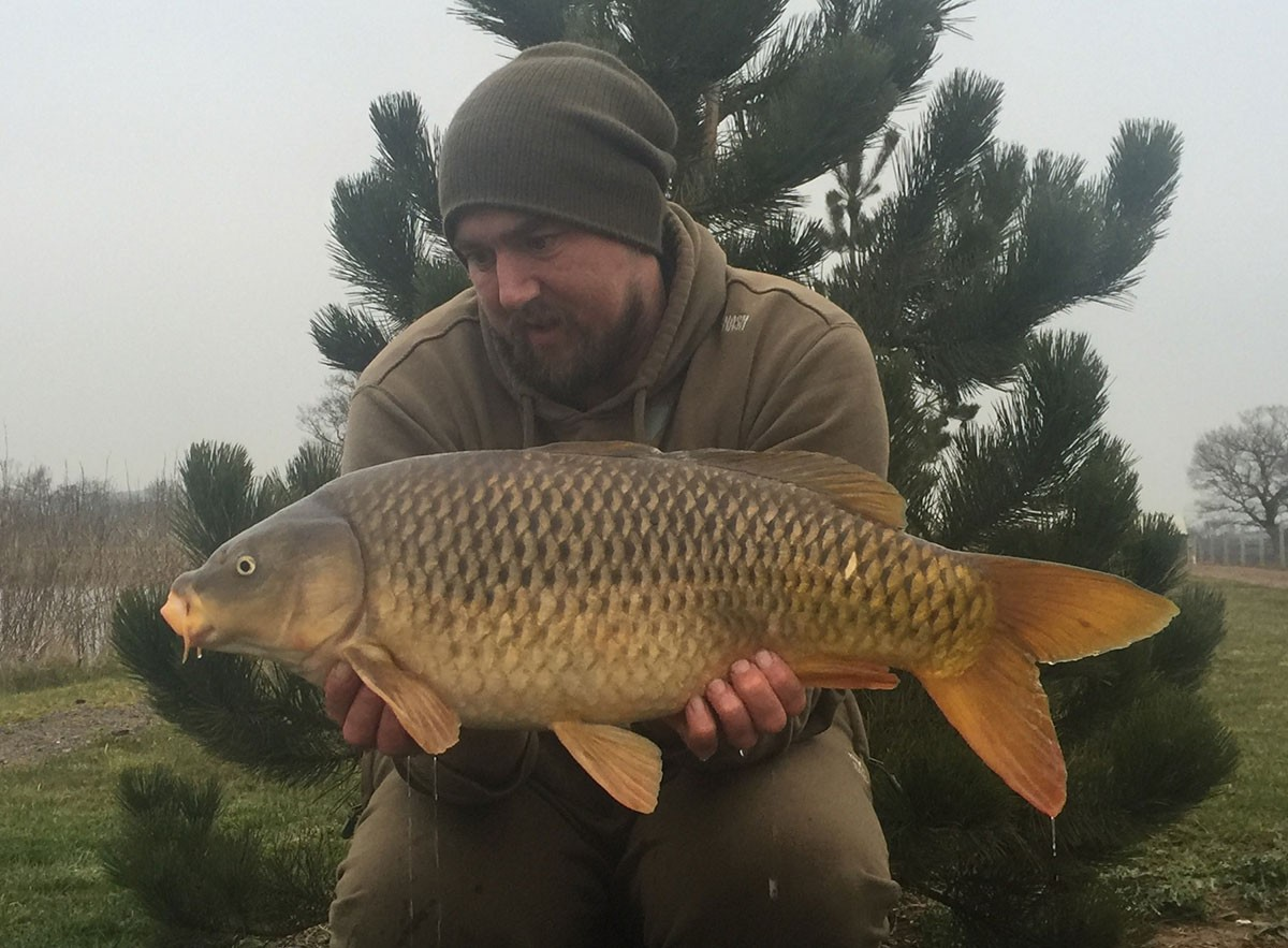 14-12 caught on Boilie