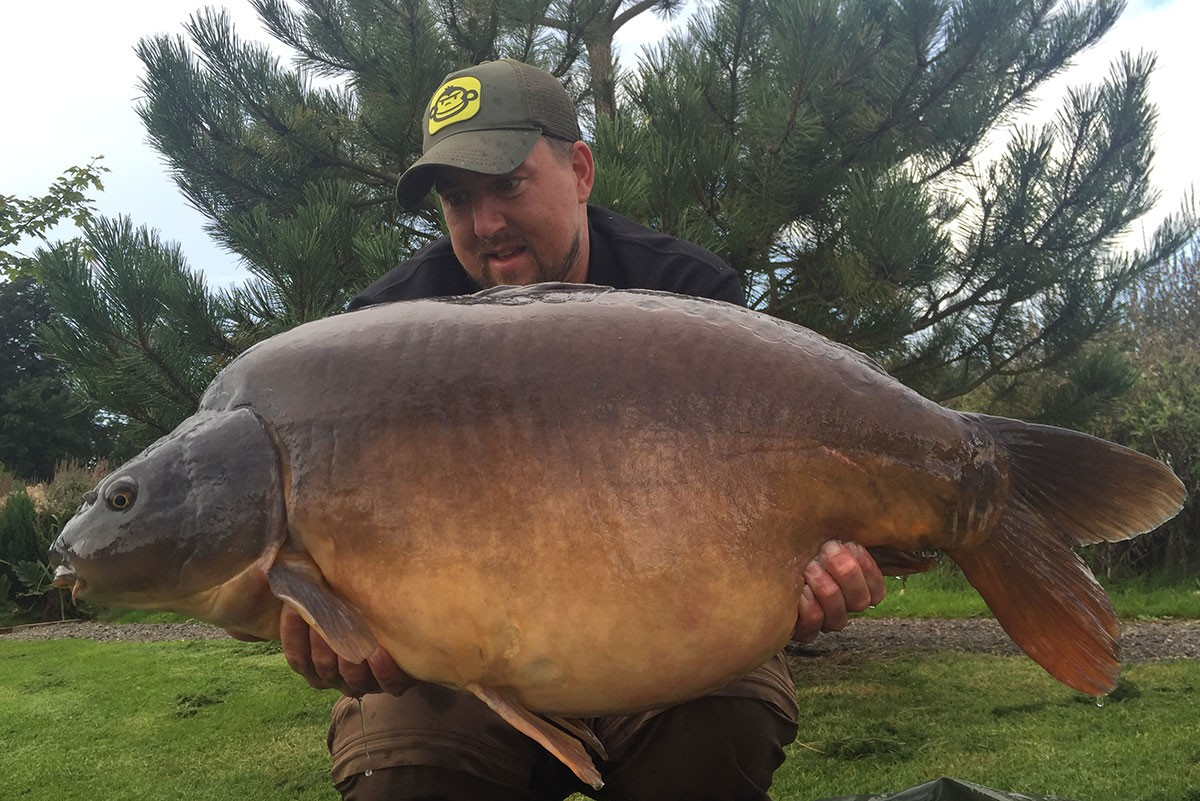 45-06 caught on Boilie