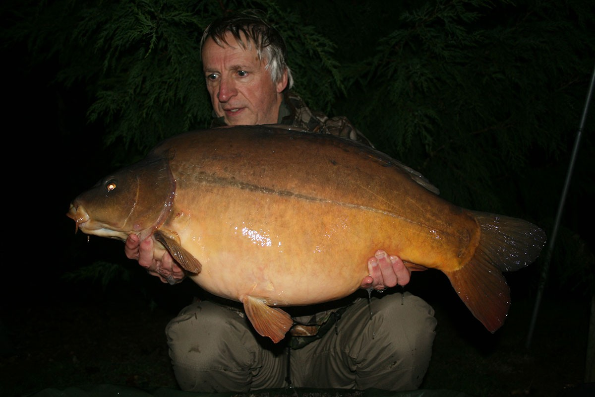 32-08 caught on Boilies