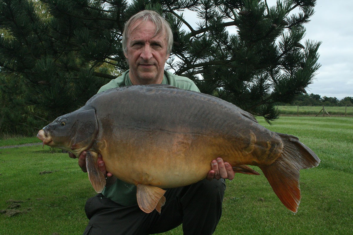 36-04 caught on Boilie