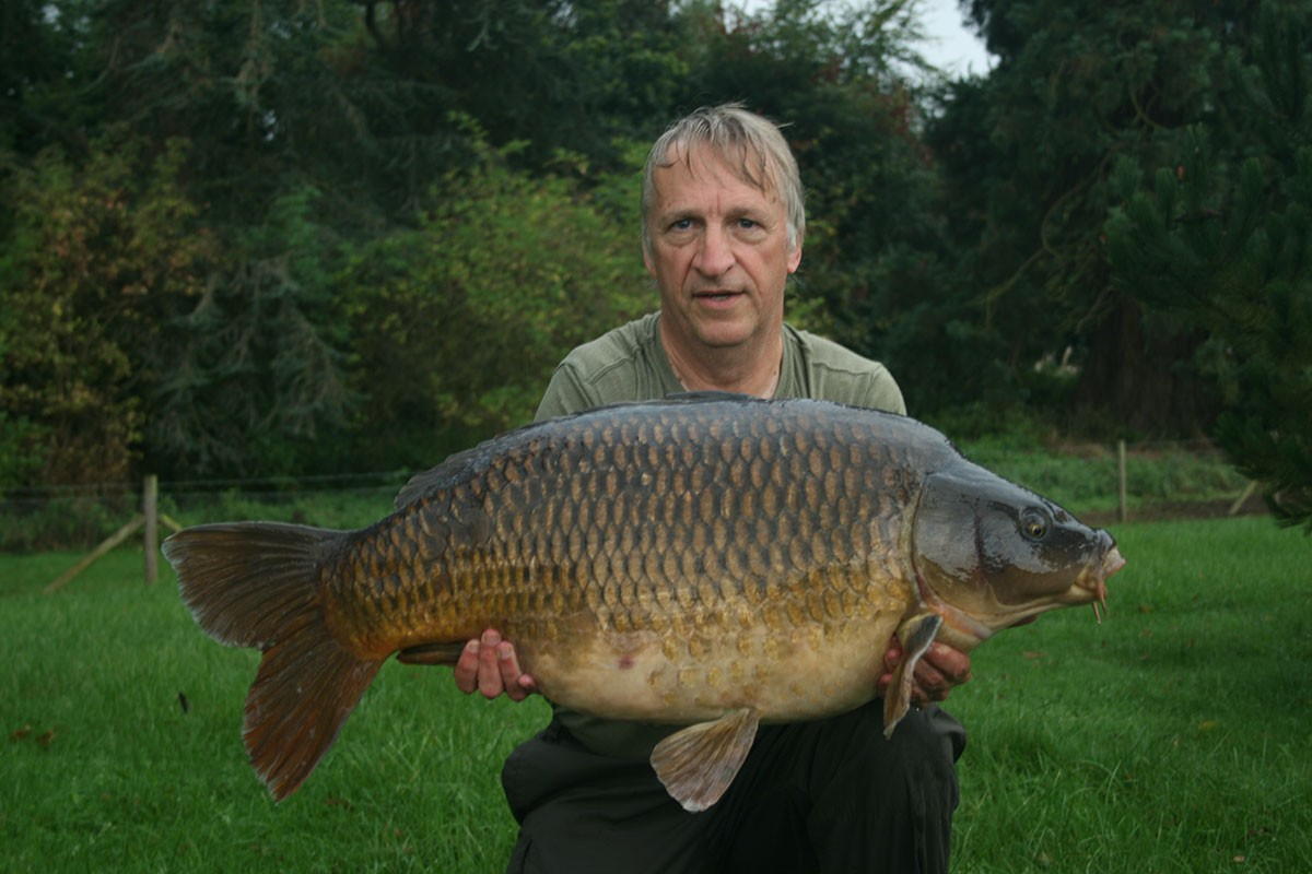 41-08 caught on Boilie