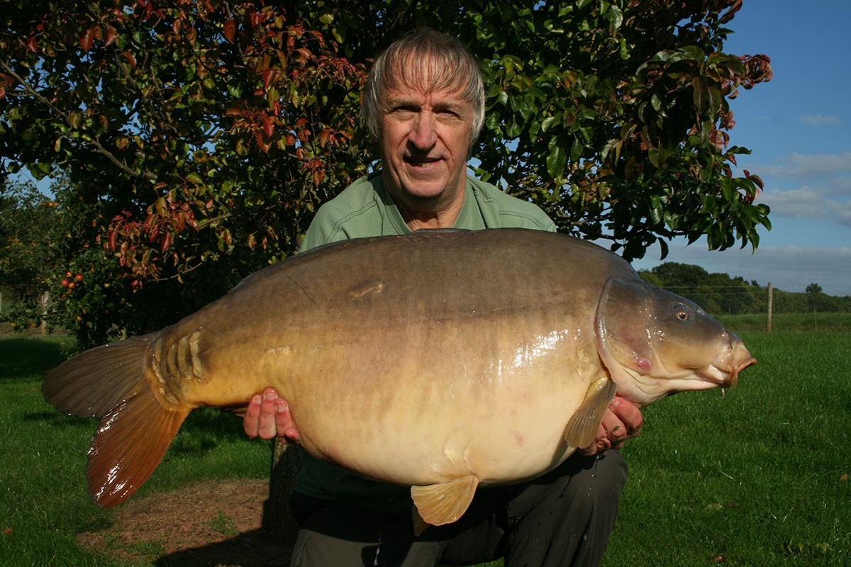 43-08 caught on Boilie