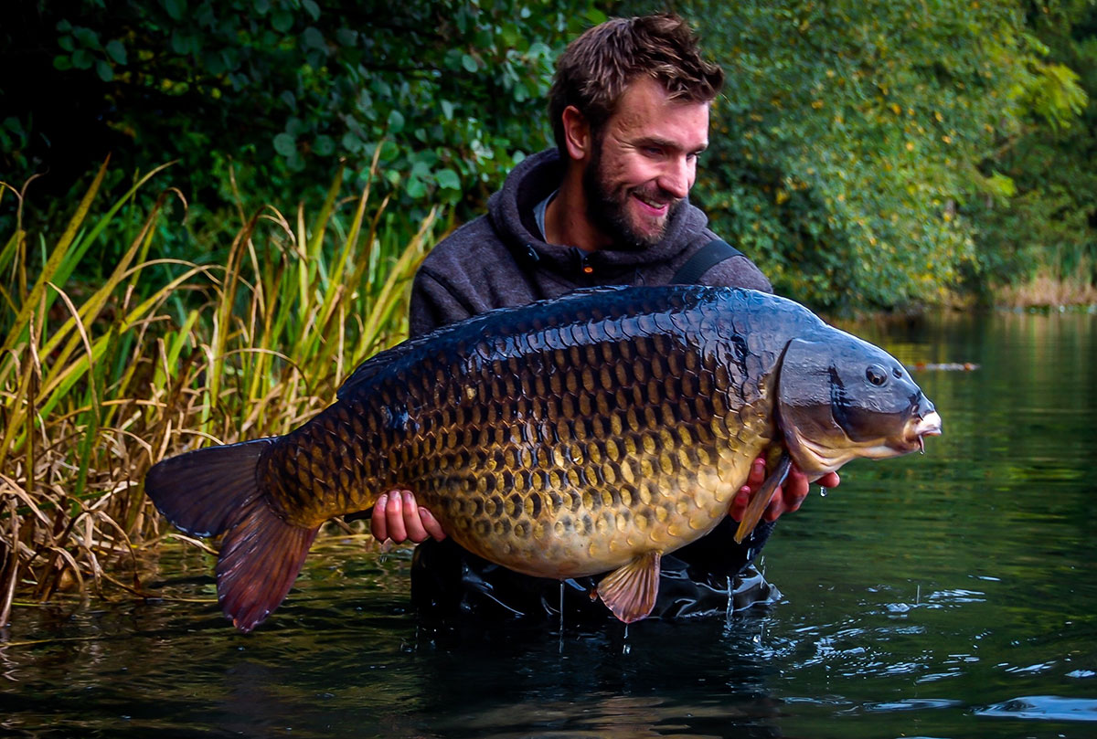 42-08 caught on boilies