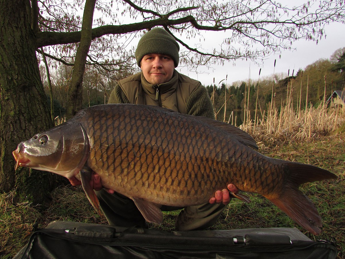 30-00 caught on Retro Baits boilies