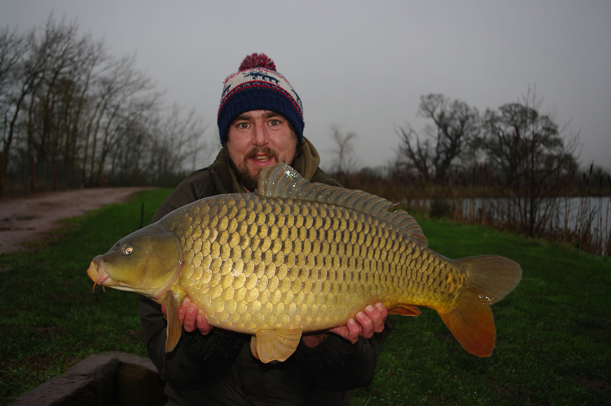 24-08 caught on Nut Mino, hemp parti blend and sweetcorn