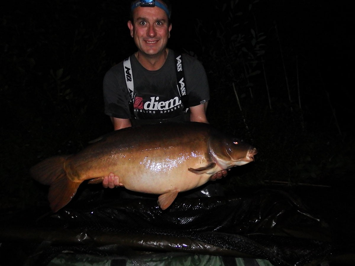 32-08 caught on Boilie