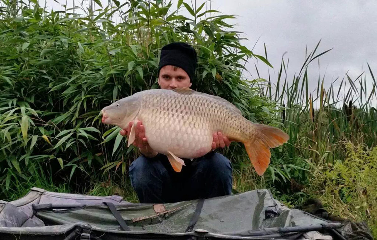 25-08 caught on pellets