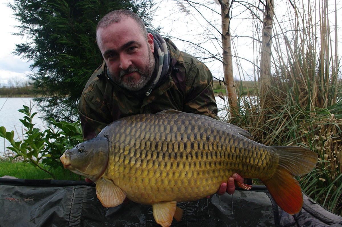 24-08 caught on B caramel