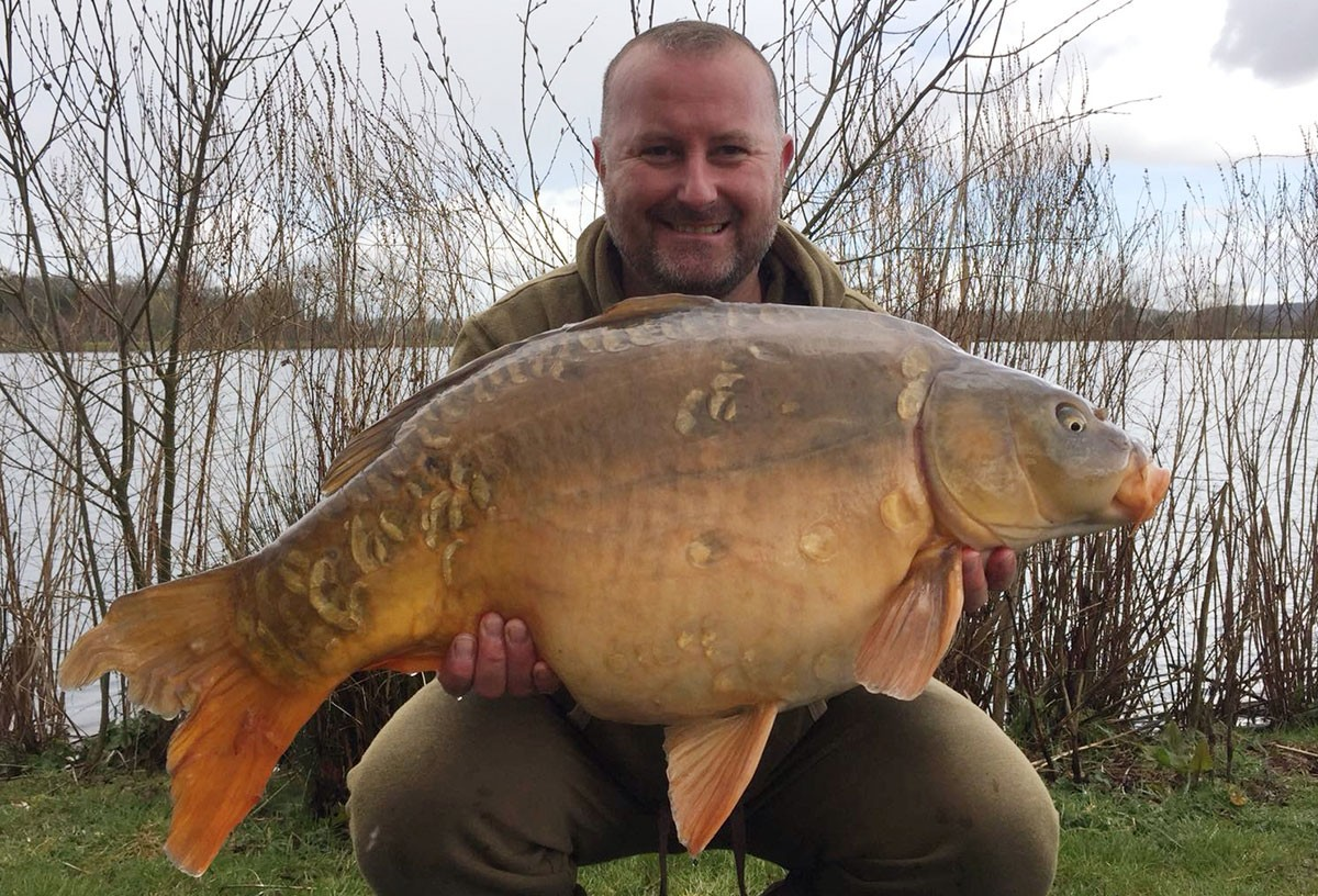 31-04 caught on Boilie