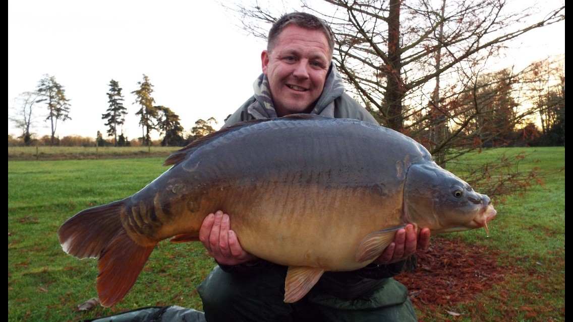 41-12 caught on Boilies