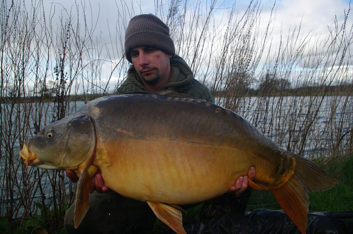 31-10 caught on Boilie