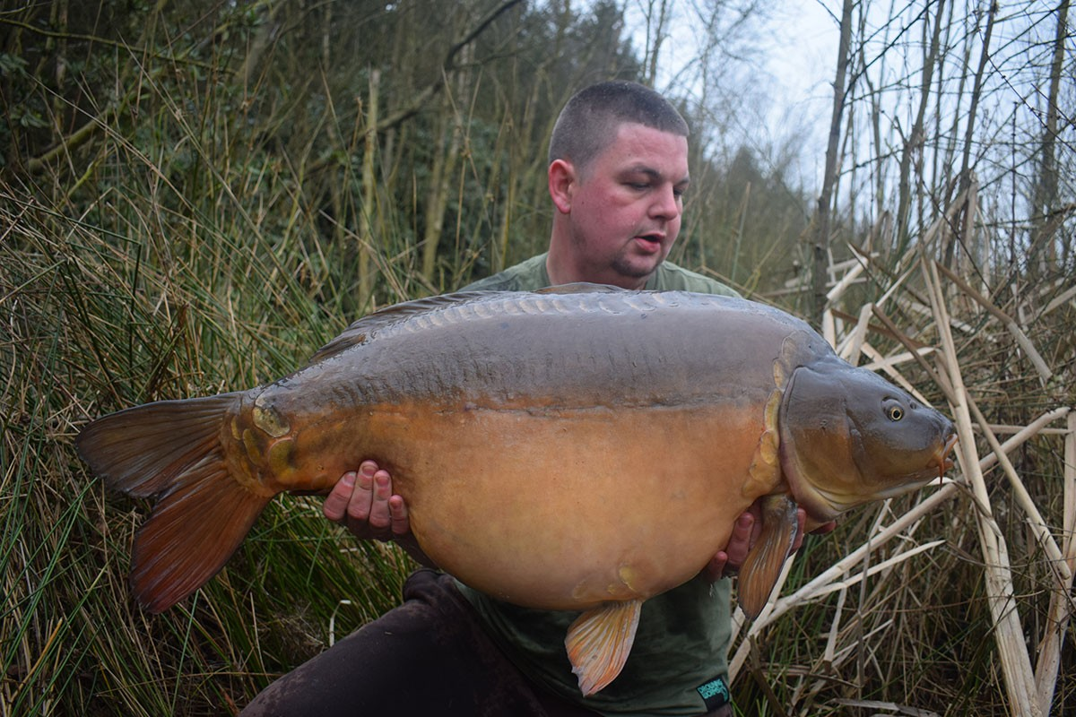 44-01 caught on Boilie