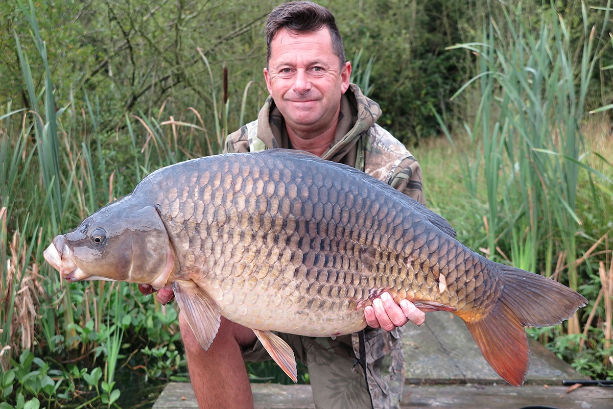28-09 caught on Boilies
