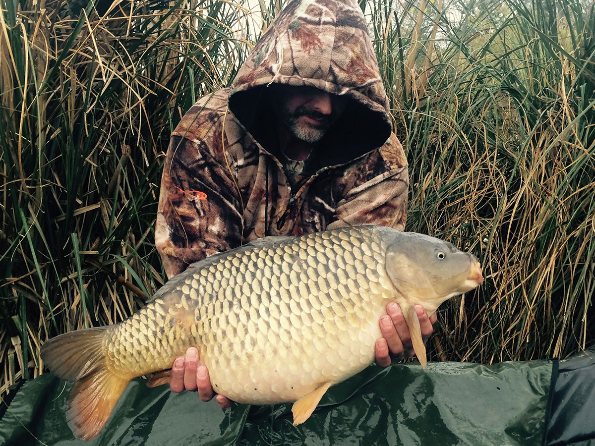 18-00 caught on Boilies