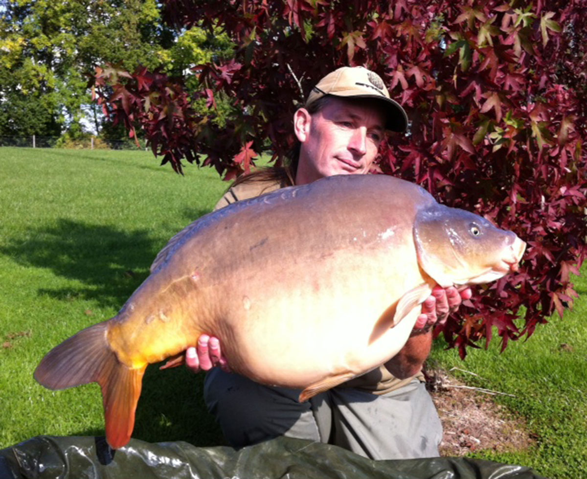28-04 caught on boilies