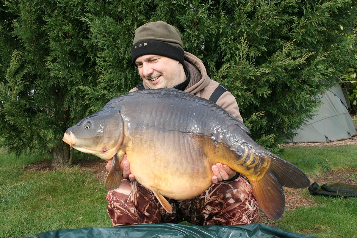 30-08 caught on Boilie