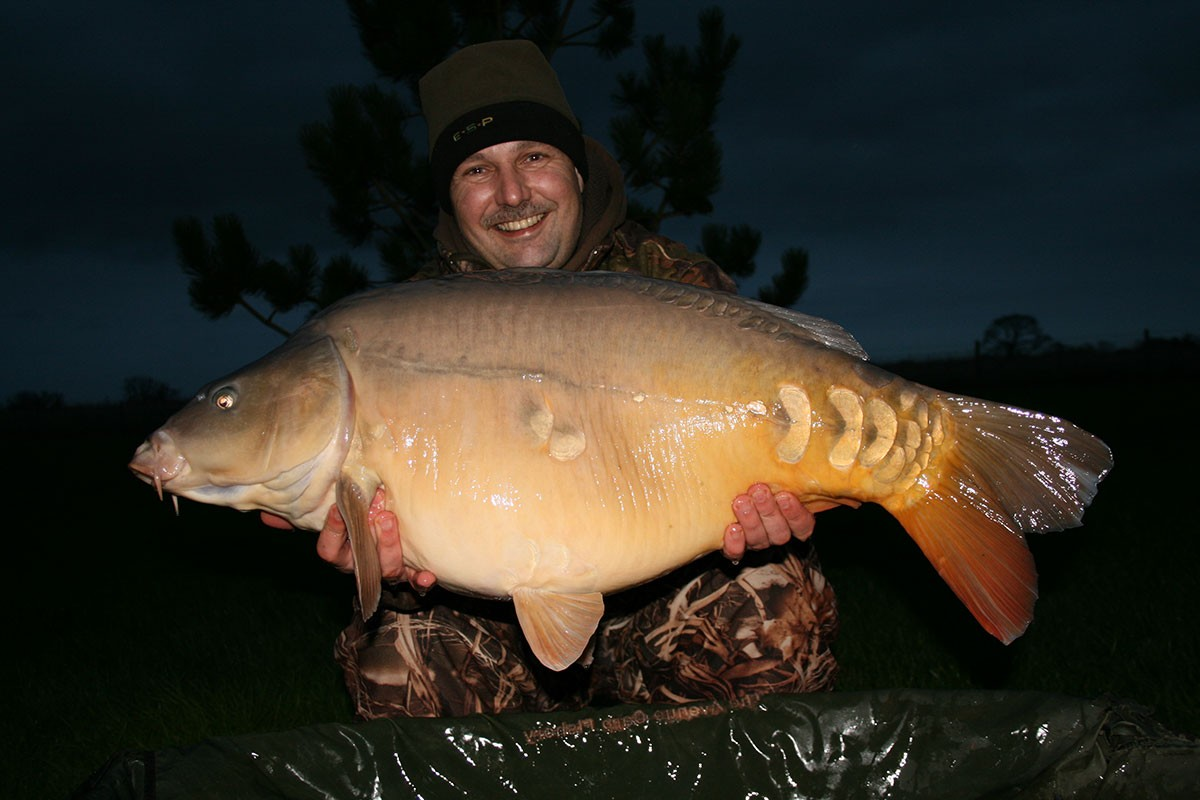 35-04 caught on Boilies