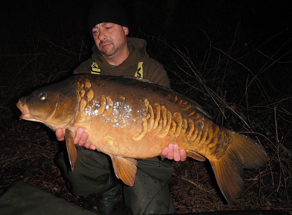 26-05 caught on boilies