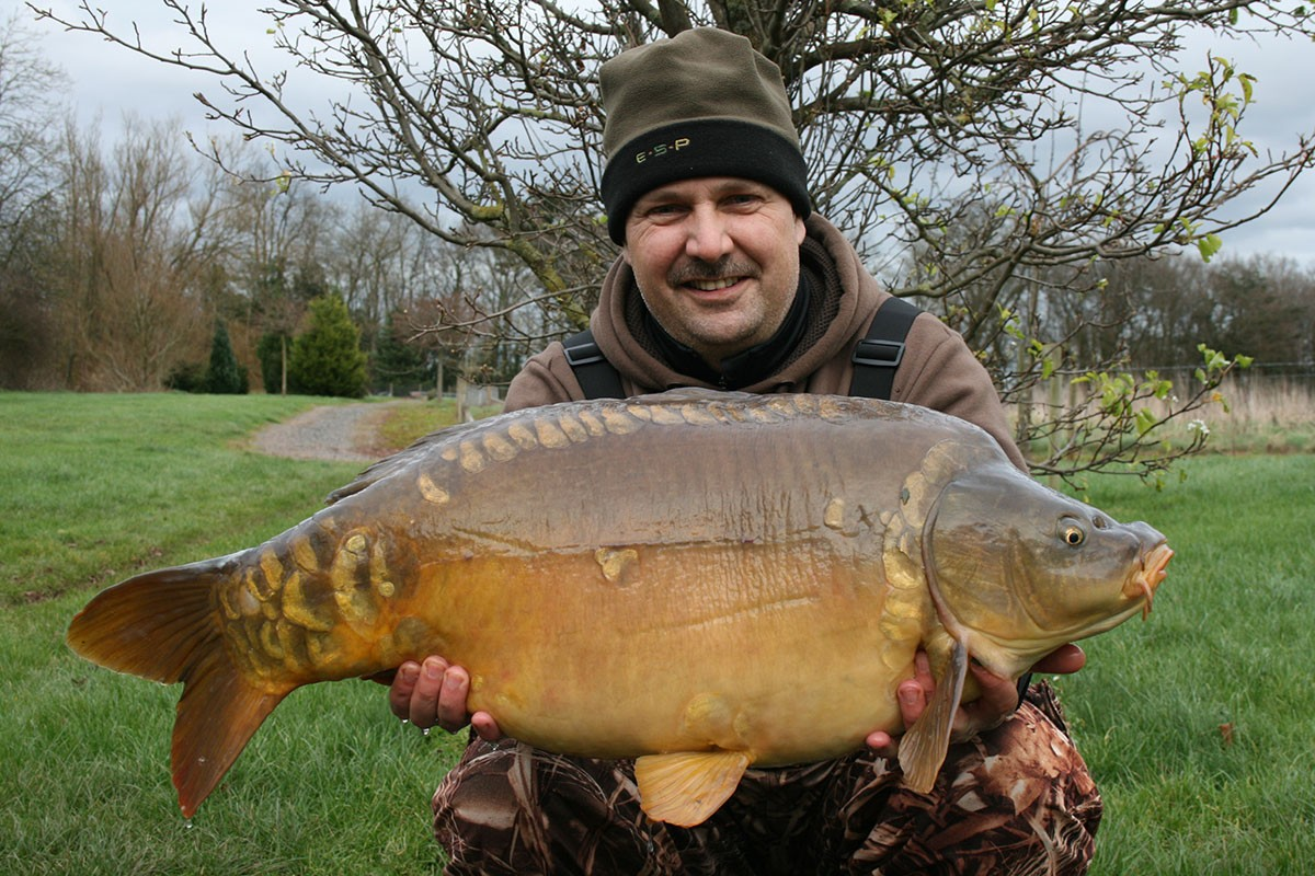 29-14 caught on Boilies