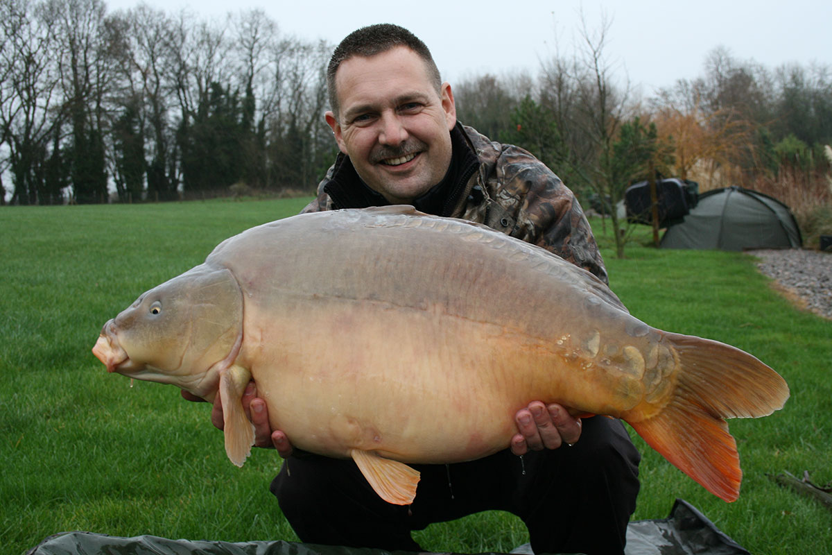 31-10 caught on Boilies