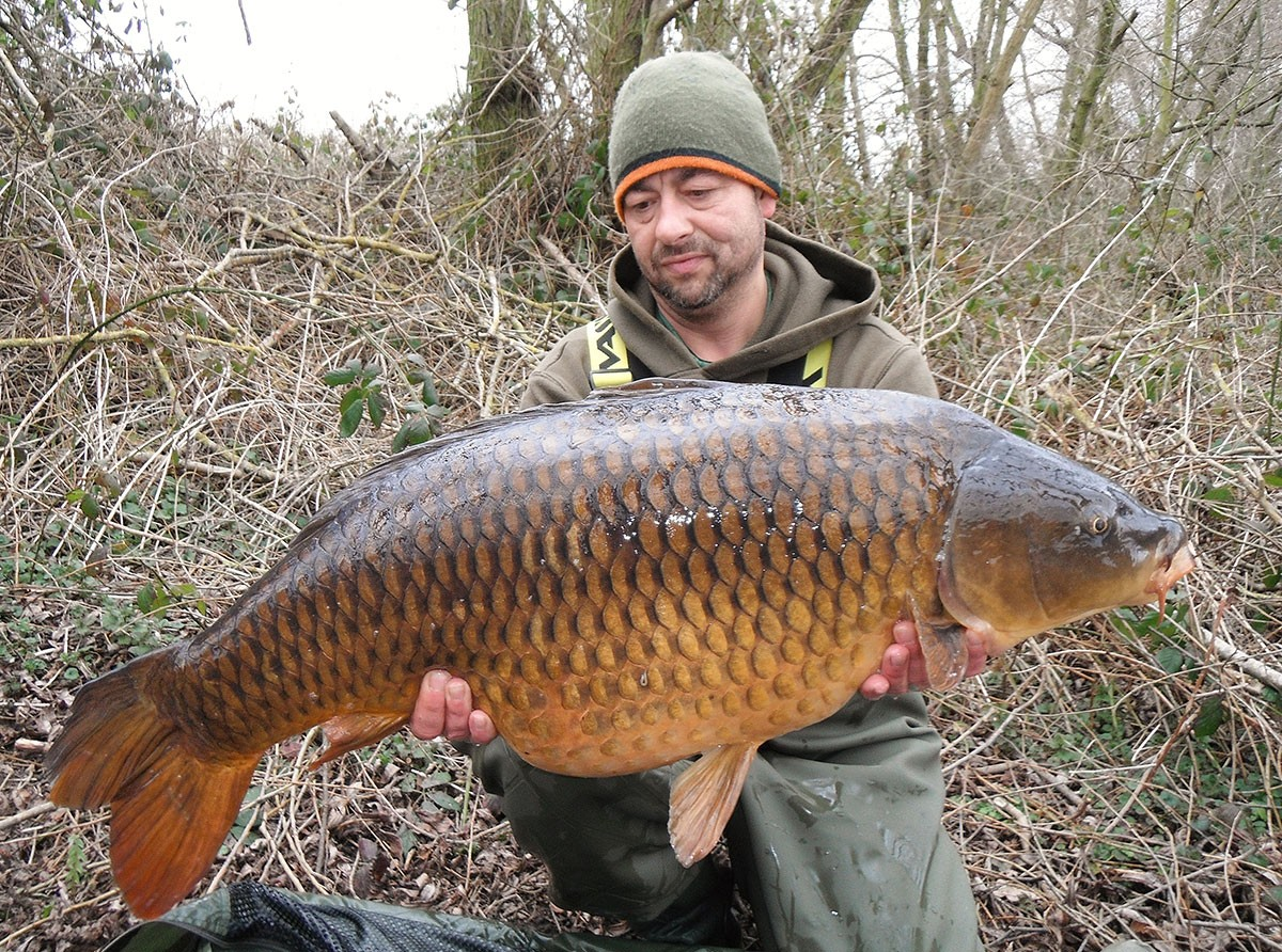 36-05 caught on Boilies