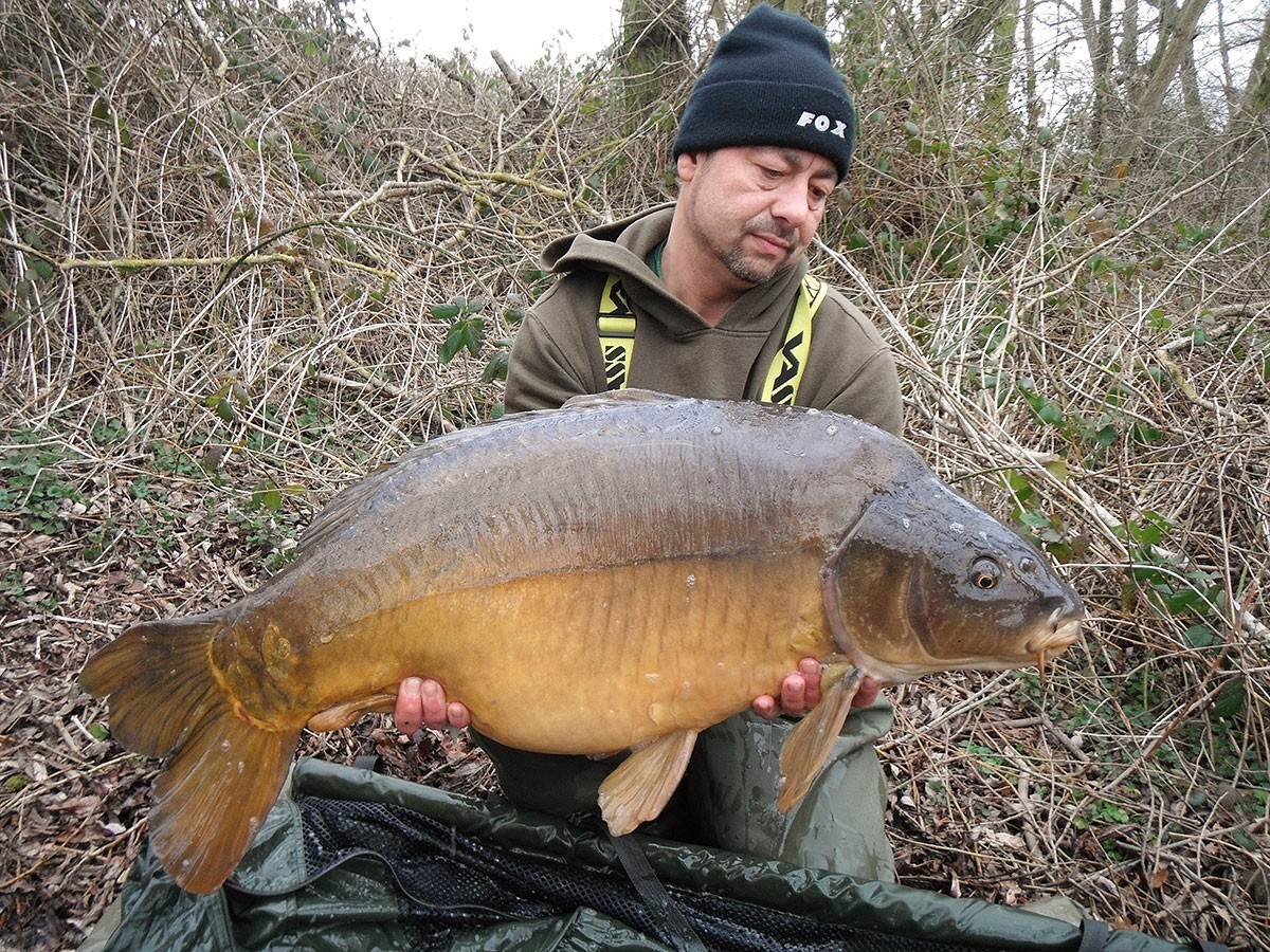 38-05 caught on Boilies