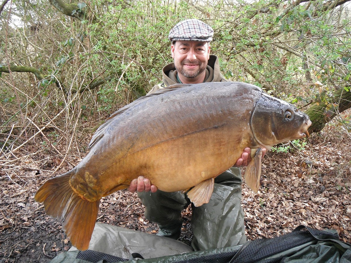 39-04 caught on boilies