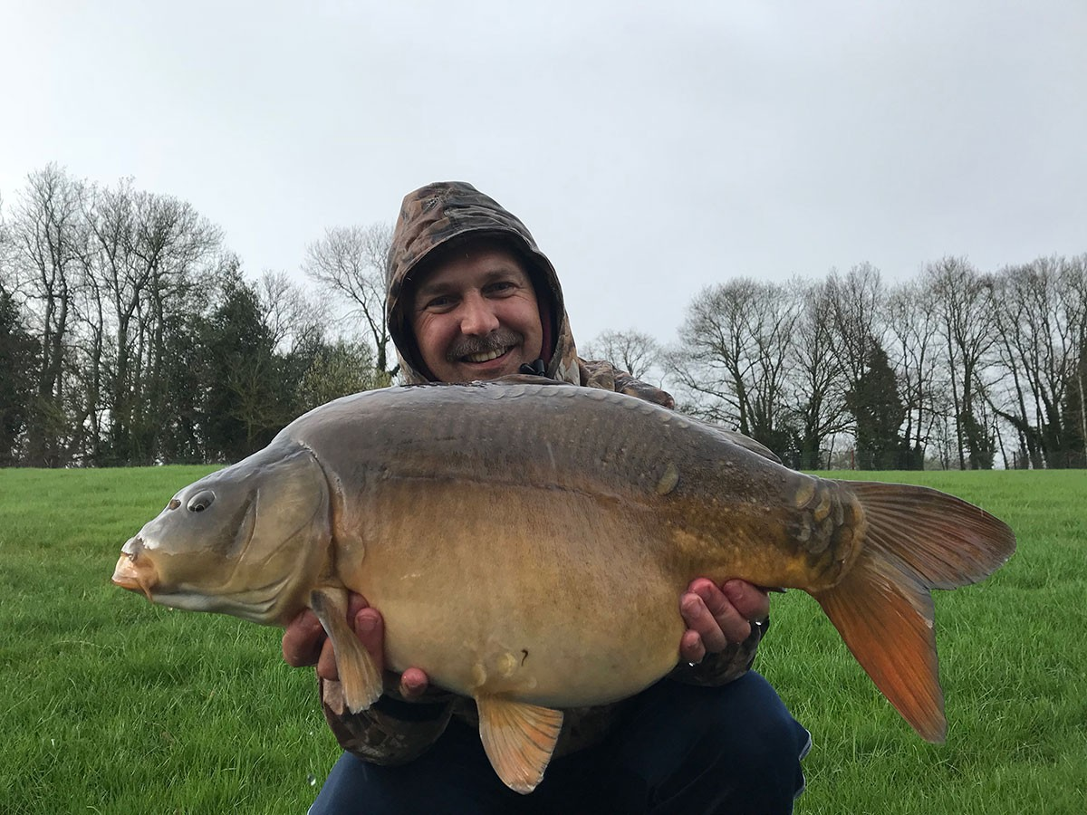 19-04 caught on Boilie