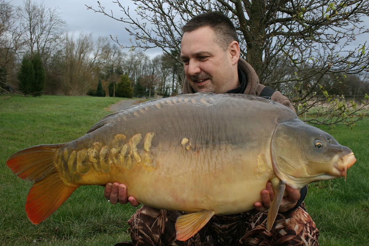 33-10 caught on boilies