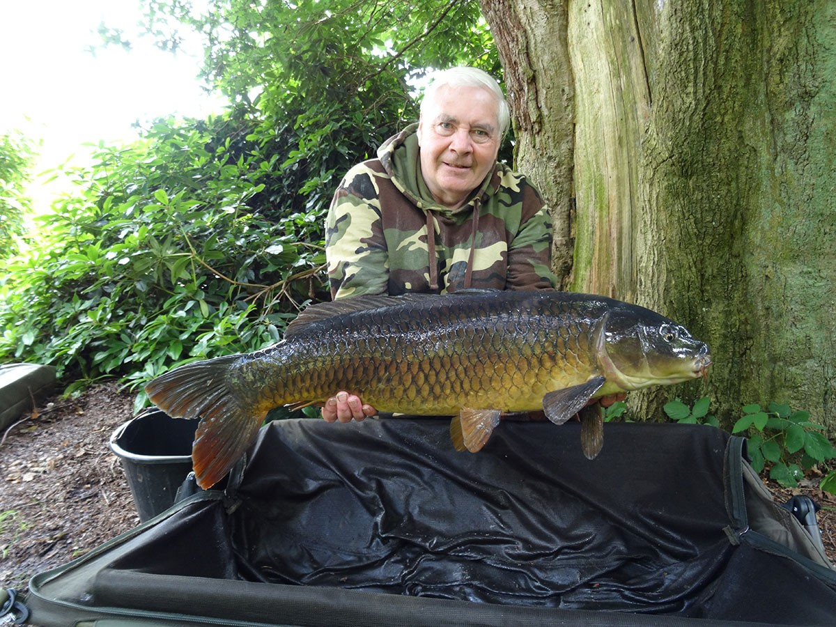 22-04 caught on Boilie