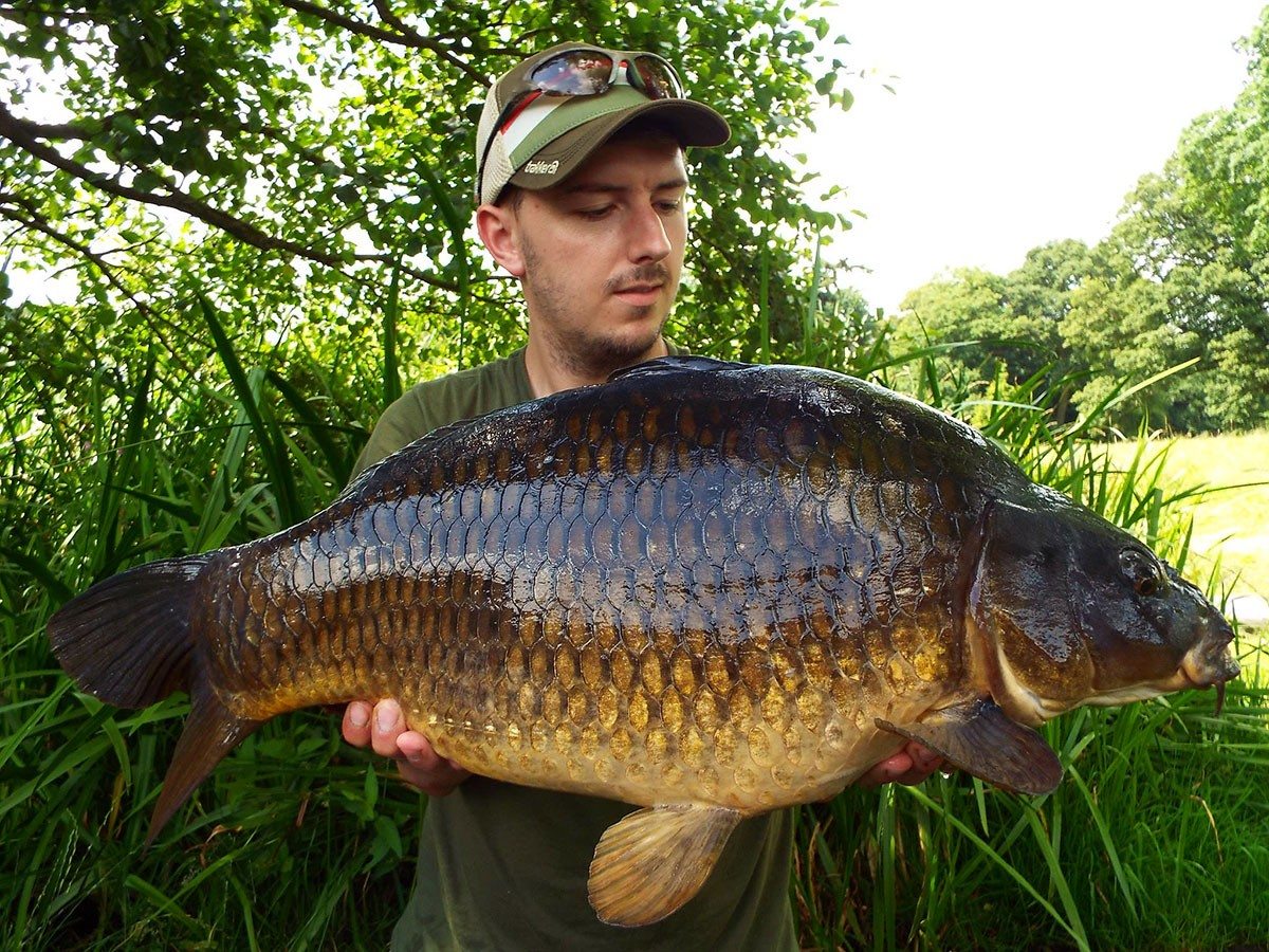 19-08 caught on Boilie