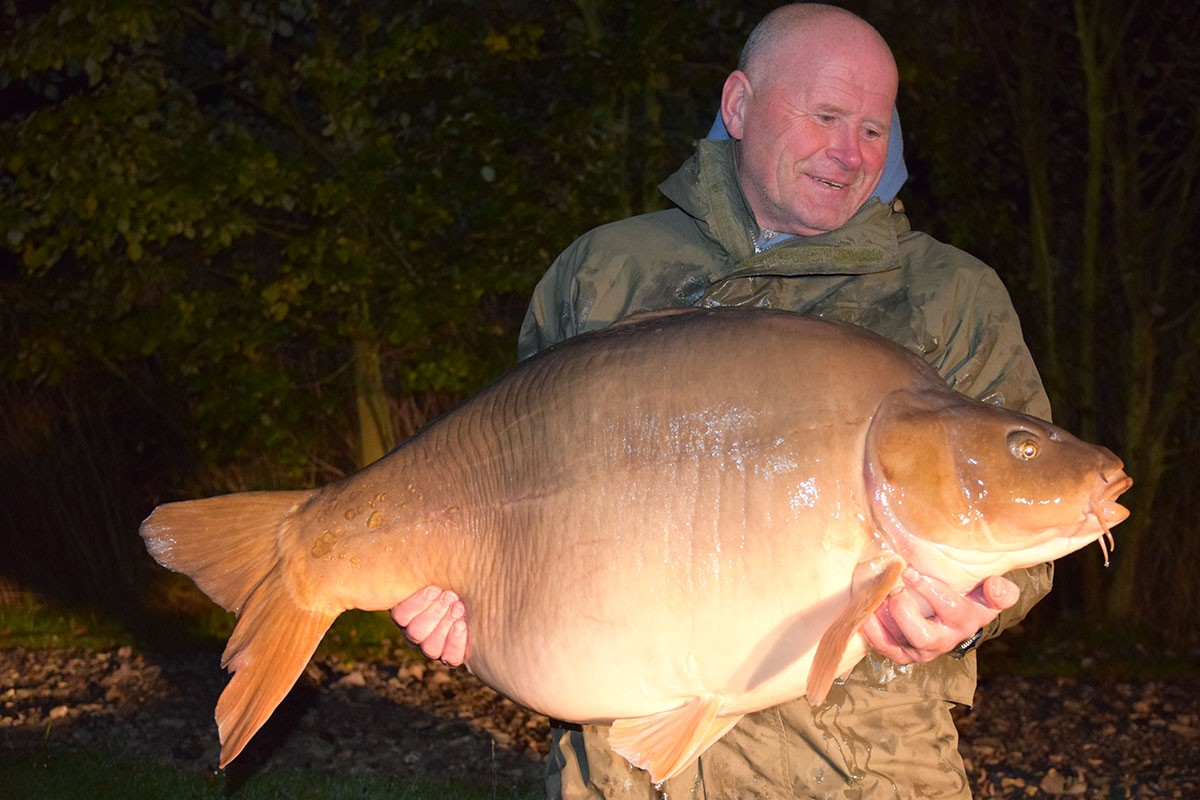 71-04 caught on Boilie