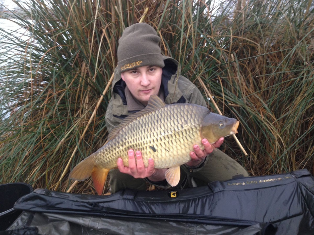 12-00 caught on Boilie