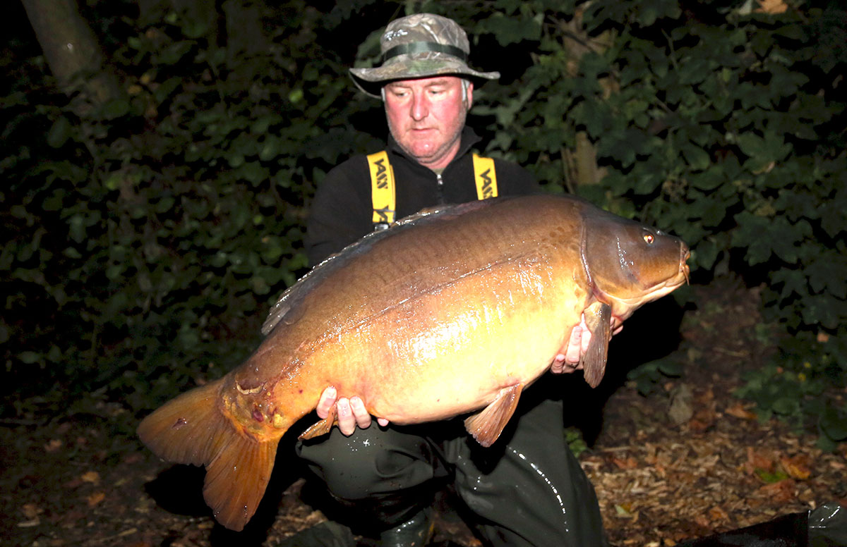 48-00 caught on boilies