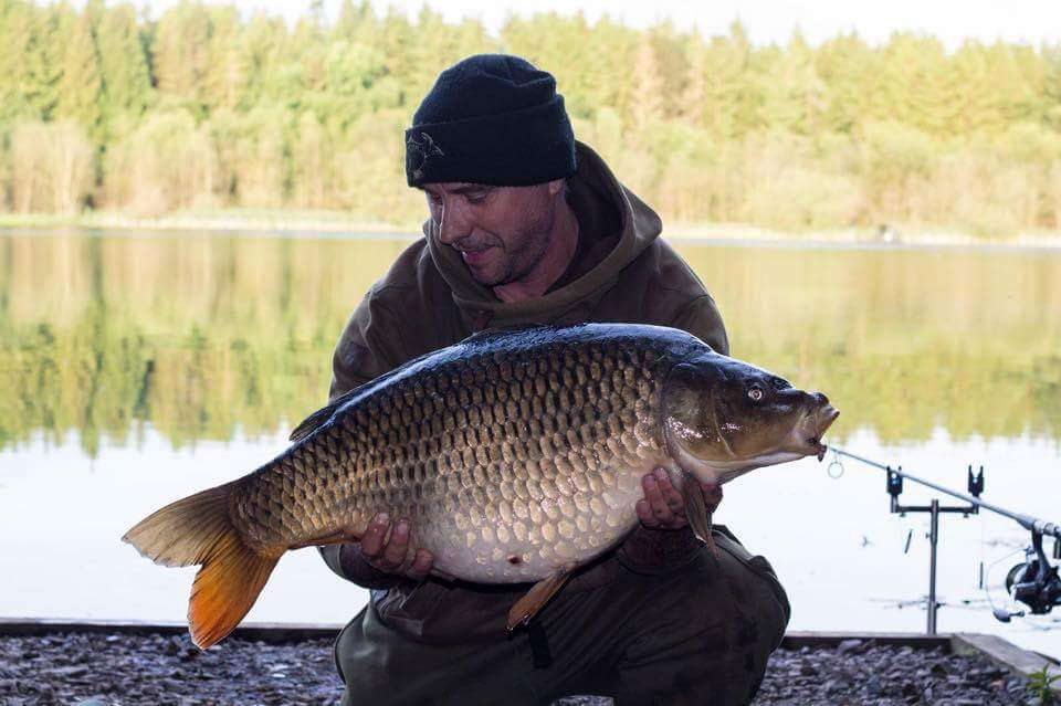 28-09 caught on Boilie