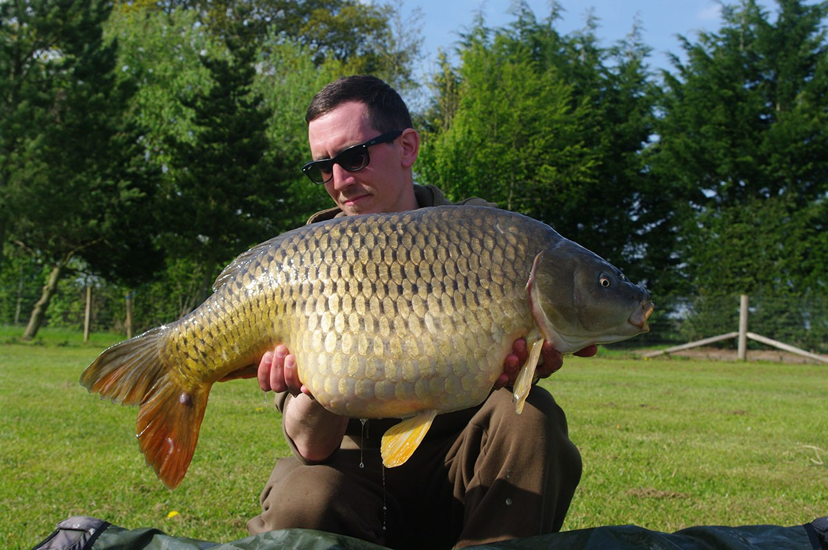 25-08 caught on Tiger Nuts